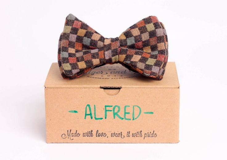 You are the funny guy in the company? But sometimes you wish to be considered to be more serious? Let us introduce you to Alfred.