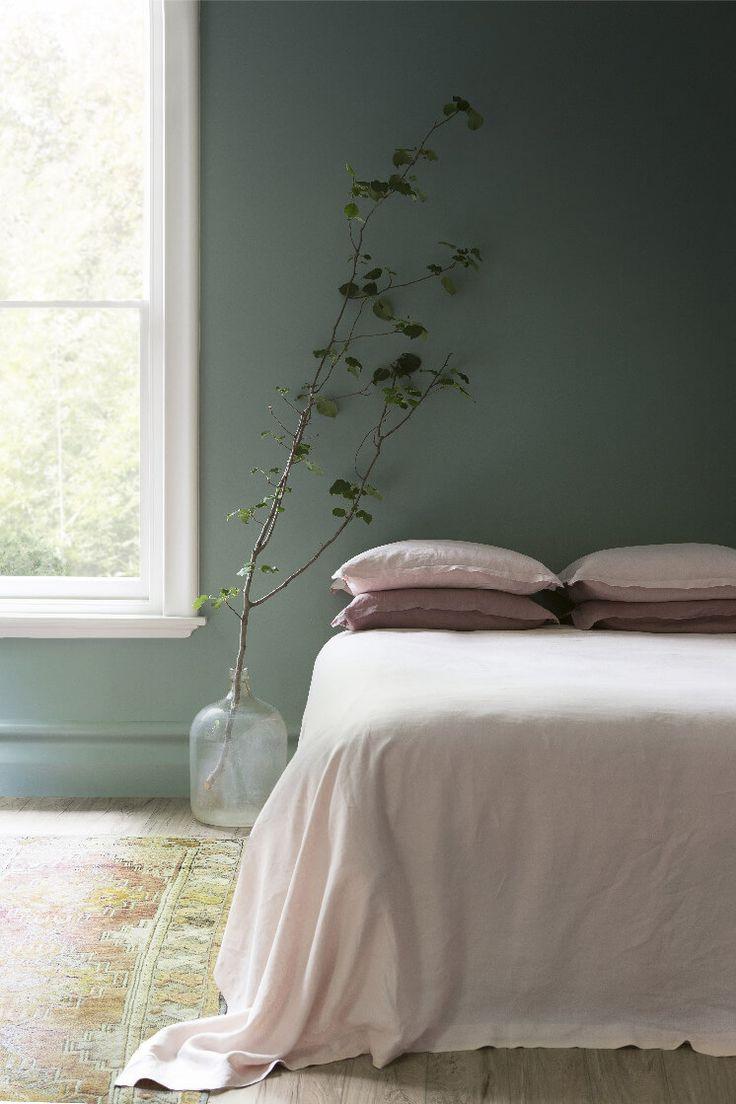 10 chambres vertes qui respirent la sérénité - FrenchyFancy
