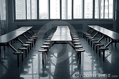 School canteen by Jianbinglee, via Dreamstime