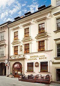 Hotel Royal Ricc, Brno
