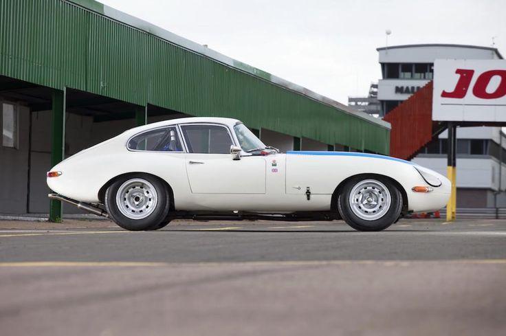 Jaguar E-Type Competition Coupé