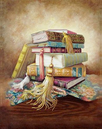 Judy Gibson  -this is like me....I have several books going at once!