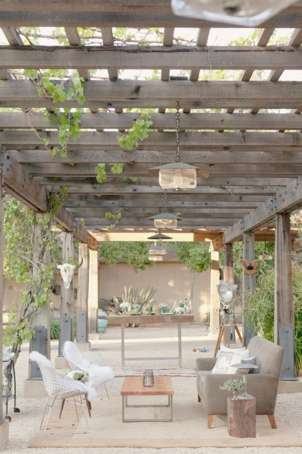 Photography By / http://elisabethmillay.comWedding Furniture, Northern California, Outdoor Living Room, Outdoor Patios, Vintage Furniture, Outdoor Spaces, Summer Ideas, Back Patios, Lounges Area