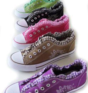 PantoffelDIVA, Damen Sneaker, Low Top, pfiffiger Trachtenschuh für Dirndl und Lederhose mit Edelweiß, Strass, Hirsch,in 5 Farben - Camel, Lila, Pink, Kiwi, Schwarz - http://on-line-kaufen.de/pantoffeldiva/pantoffeldiva-damen-sneaker-low-top-pfiffiger-in