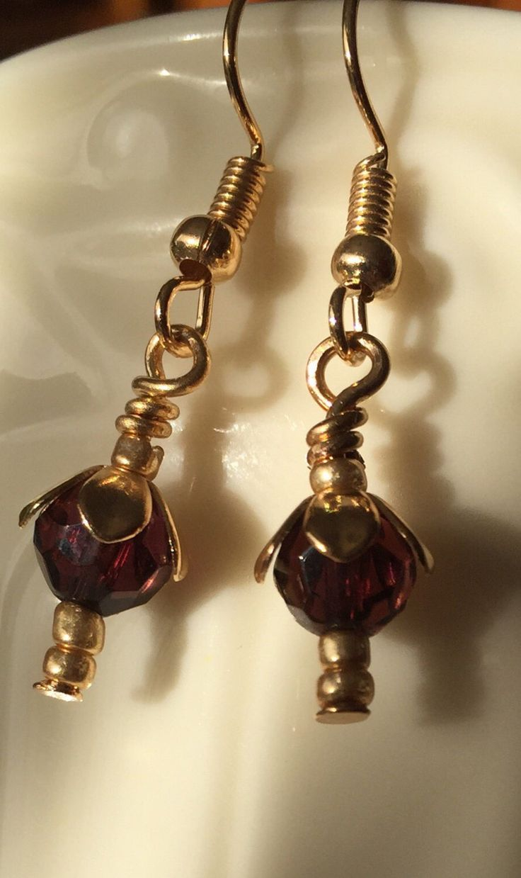 A personal favourite from my Etsy shop https://www.etsy.com/au/listing/463742596/rose-gold-vintage-look-earrings