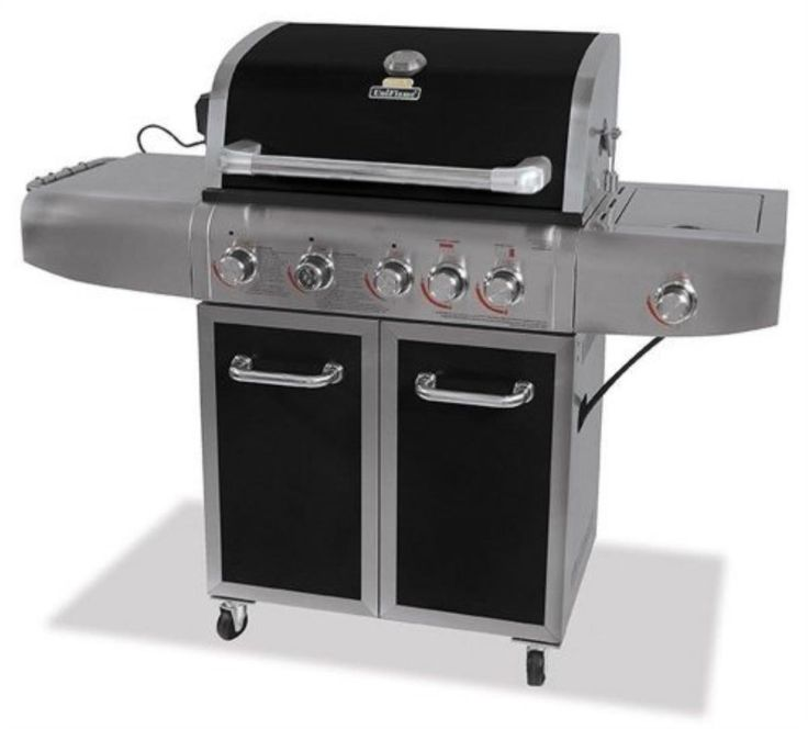 uniflame gbc1273sp deluxe outdoor lp gas barbecue grill - Small Gas Grills