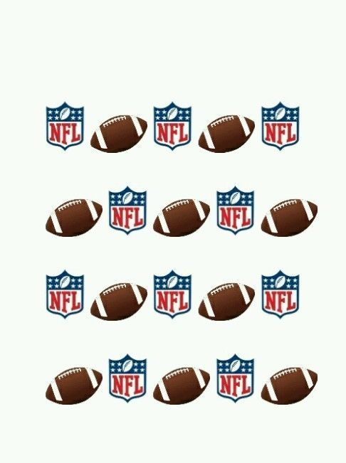 NFL Logo Football Nail Art Design Decals Free Shipping!! GREAT VARIETY!!! in Health & Beauty, Nail Care, Manicure & Pedicure, Nail Art Accessories | eBay