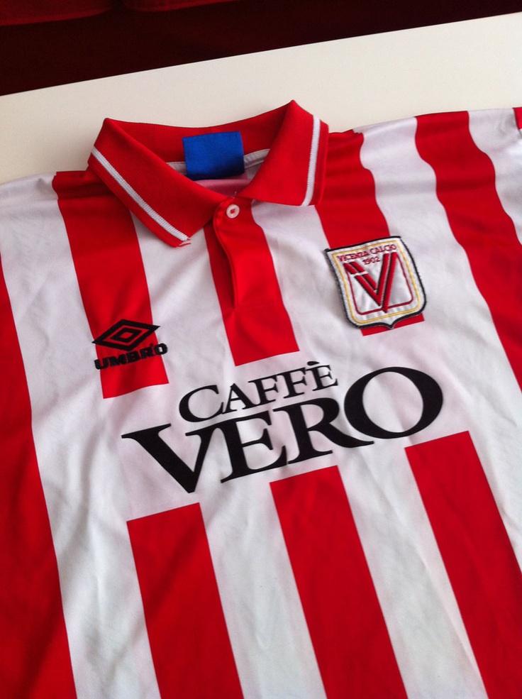 Vicenza Calcio 1999-2000 Umbro / Caffe Vero