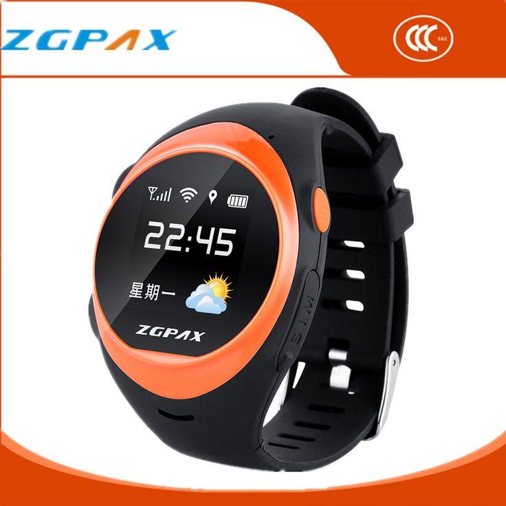 2016 Smartwatch Wasserdichte Chinesische Armbanduhr Handy Smart handy Männer Frauen SOS Montre Connecter Smart Uhr Gps-verfolger //Price: $US $69.54 & FREE Shipping //     #smartwatches