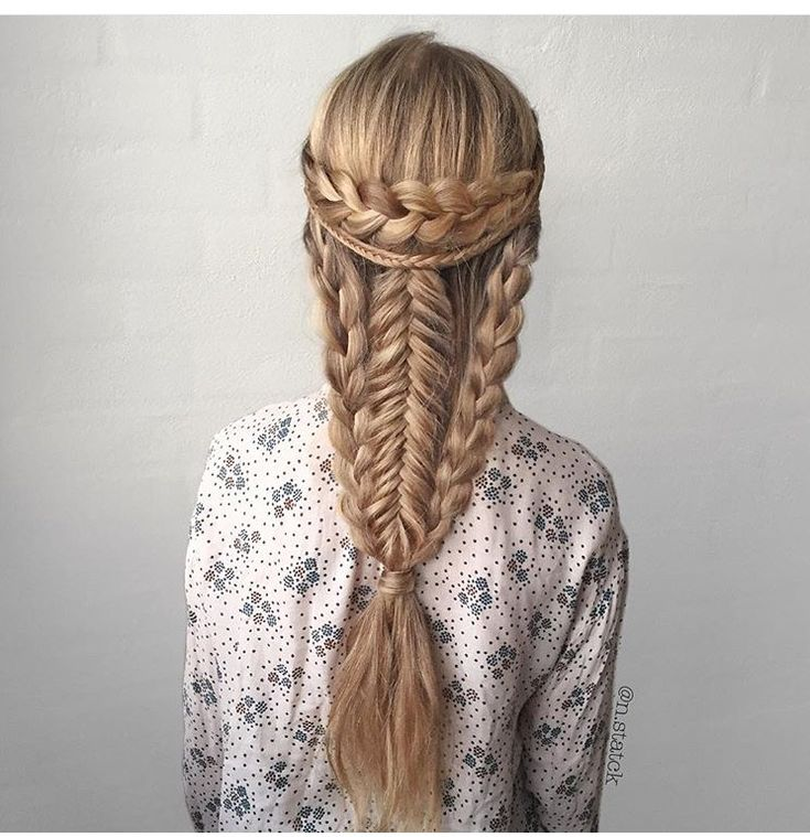 Mixed braids                                                                                                                                                                                 More