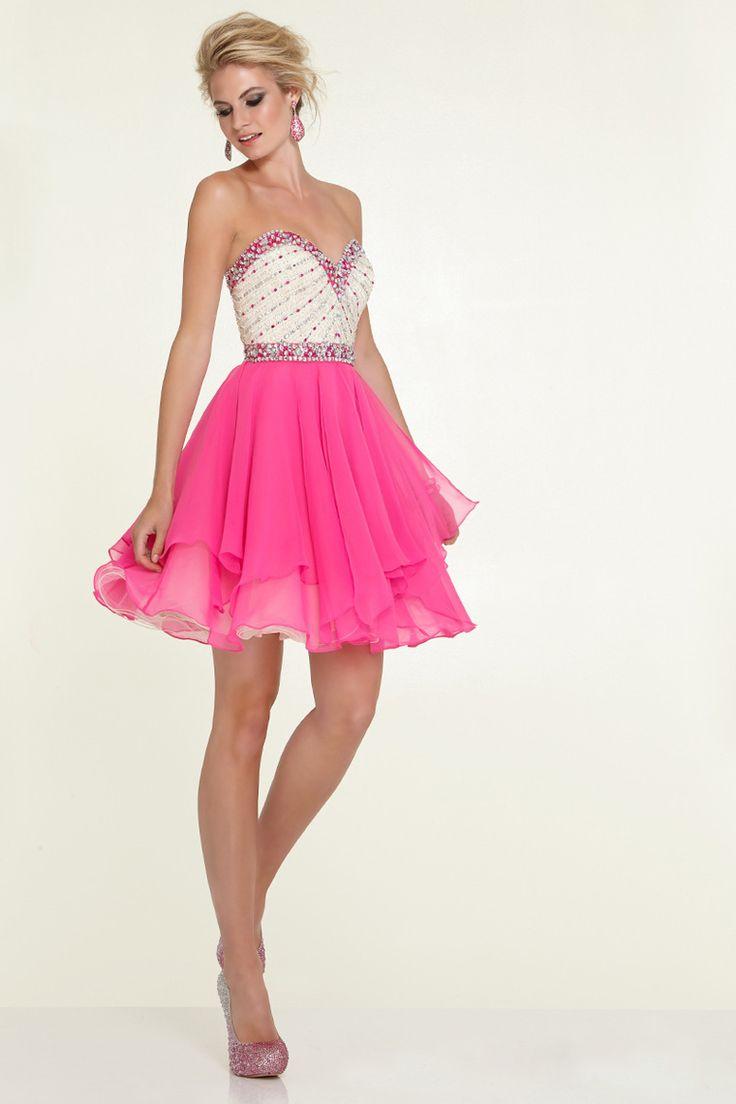 Hermosa Prom Vestidos Hereford Friso - Ideas de Estilos de Vestido ...