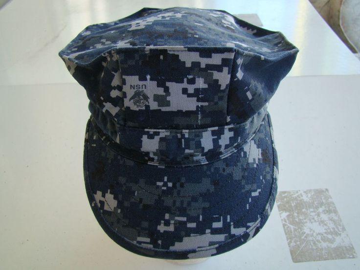 Blue dress marines 8 point