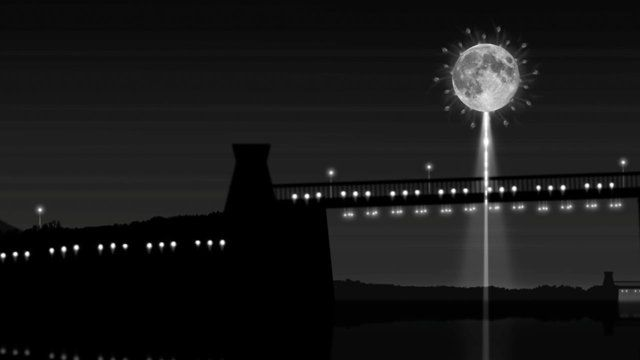 Short film by Renaud Hallee. The moon as a musical instrument. 2012 http://possiblemetrics.com  Court métrage de Renaud Hallée. La lune comme instrument de musique. 2012