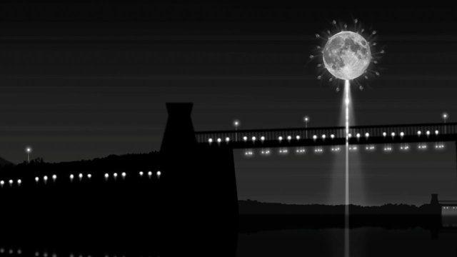 Short film by Renaud Hallee. The moon as a musical instrument. 2012 http://possiblemetrics.com  Court métrage de Renaud Hallée. La lune comme instrument de musique. 2012