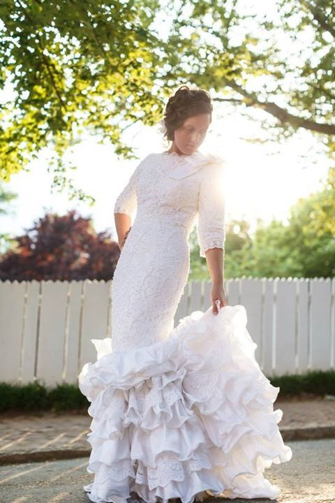 Modest Wedding Dresses In Houston Tx : Best images about wedding bride only on