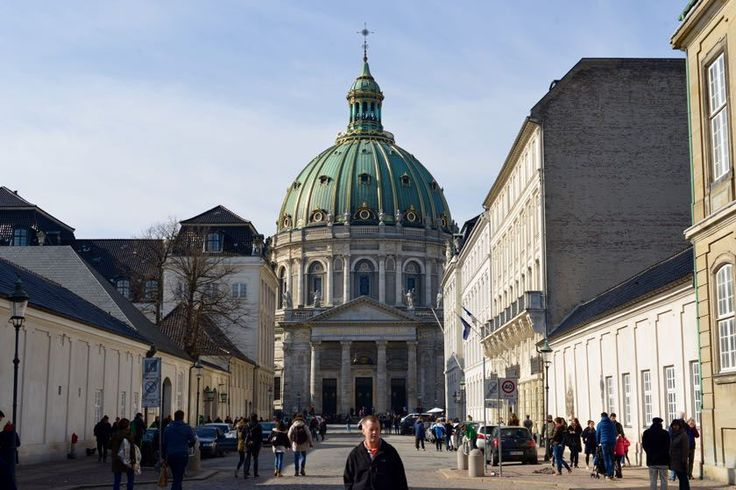 Kopenhagen Frederikskirche