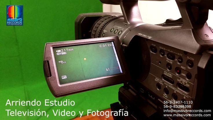 MASSIVO Reccords - Estudio para Video, Foto y TV.