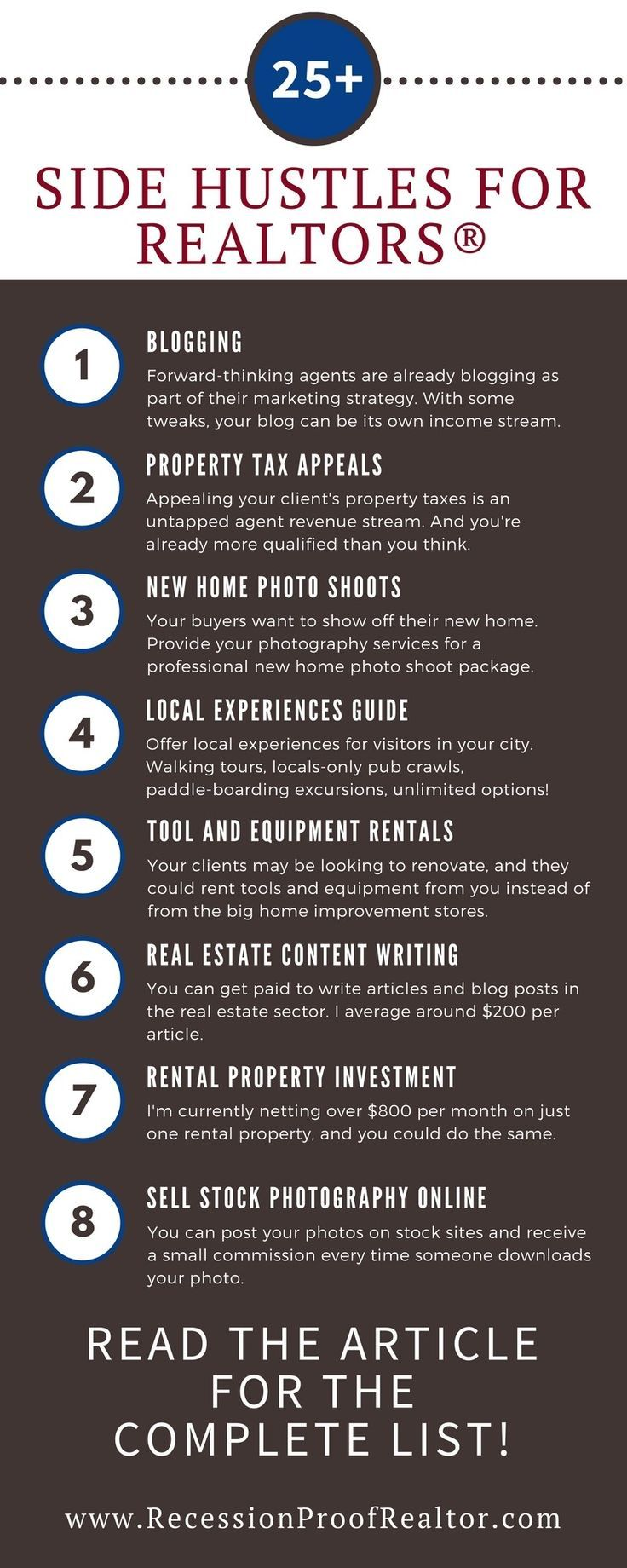 25 Ways To Make Money As A Real Estate Agent Real Estate