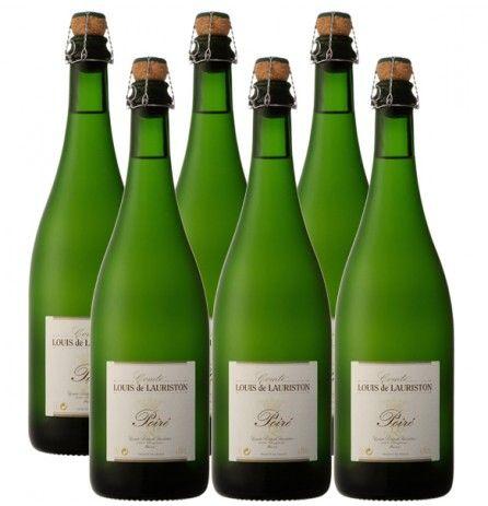 Case of 6 bottles Cider Comte Louis de Lauriston Domfrontais