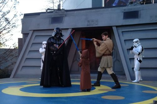 As a mom of boys, Disney's princesses aren't on our list to do, but this article as some great tips for boys.  Jedi training instead of a tea party! other great ideas for families of all boys!
