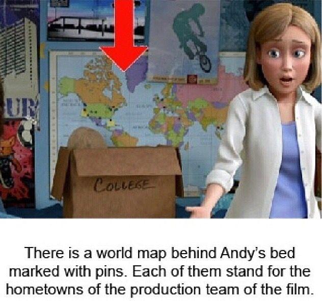 Pixar secrets