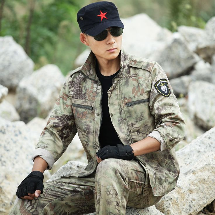 Men's Hunting Clothes Jackets+pants Outdoor Hunter Outfit Camouflage Costume Multicam for Hunting Us Army Military Tactical Suit