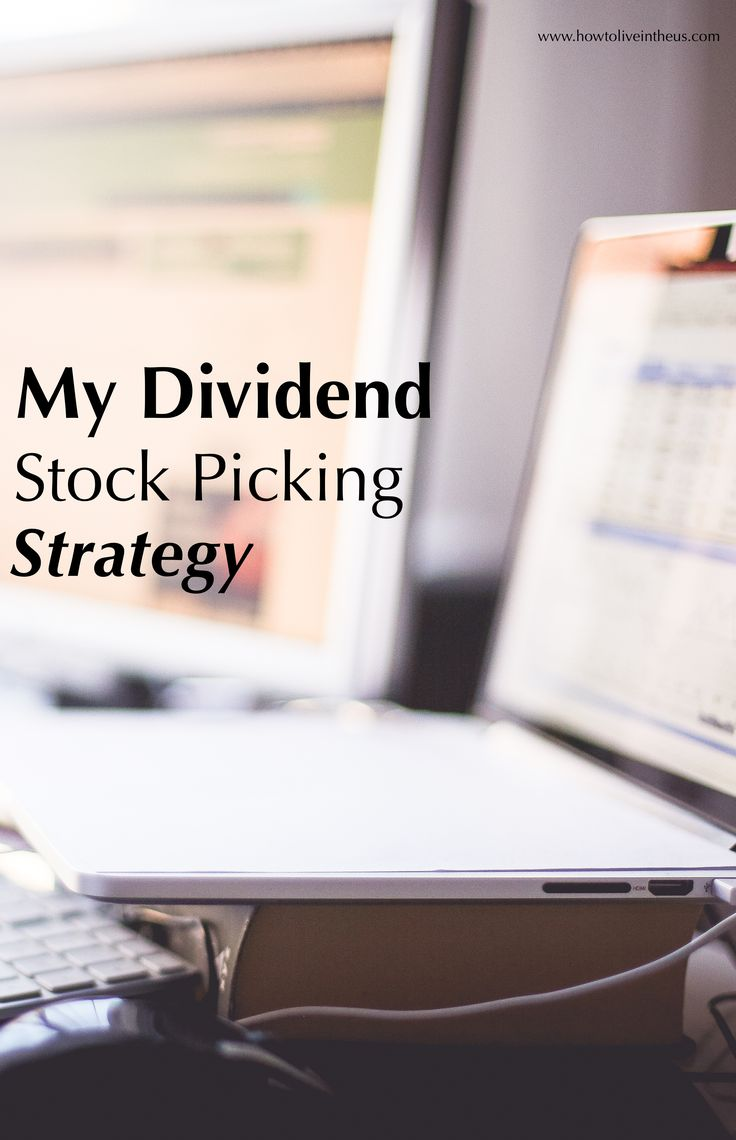 The stock market can be a scary place. Yet, I believe in slow, accumulative and compounding interest growth with extremely low risk which overtime will generate tons of dividends. Interested? Have a look at my dividend stock picking strategy. www.howtoliveintheus.com