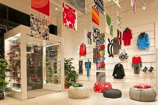 marimekko retail store design interiors pinterest the o 39 jays store design and floors. Black Bedroom Furniture Sets. Home Design Ideas