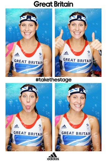Team GB swimmer Jo Jackson