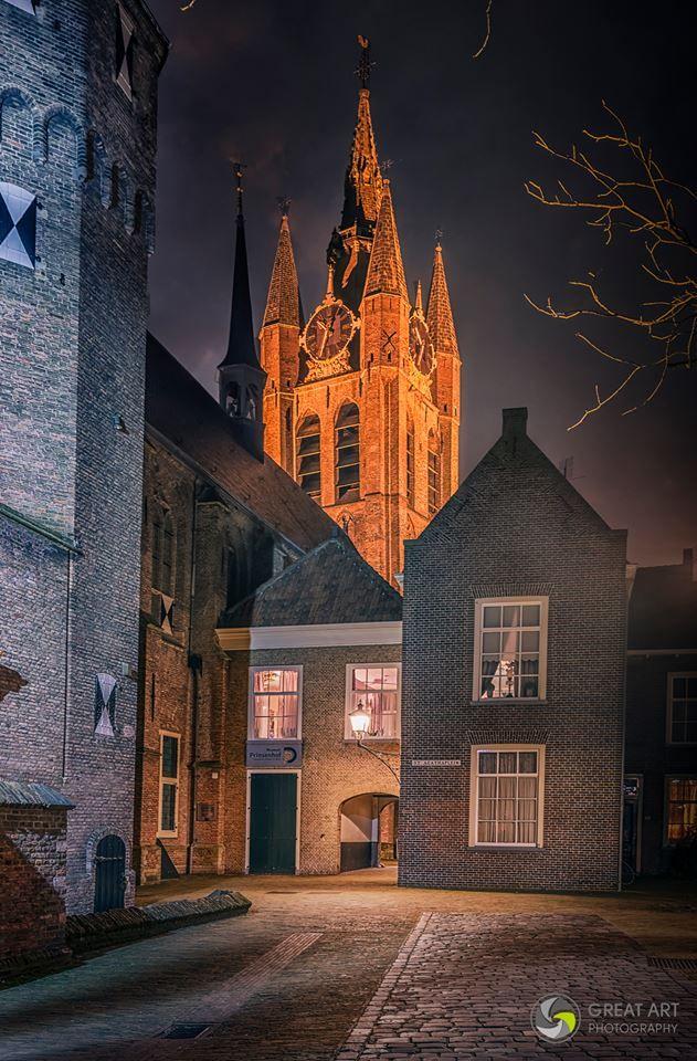 Genieten van Delft: 5 vette foto's van Delft bij nacht - indebuurt Delft - Pagina 4