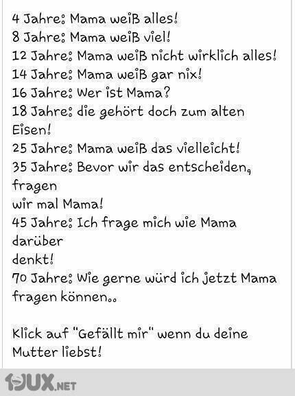 Mama sein
