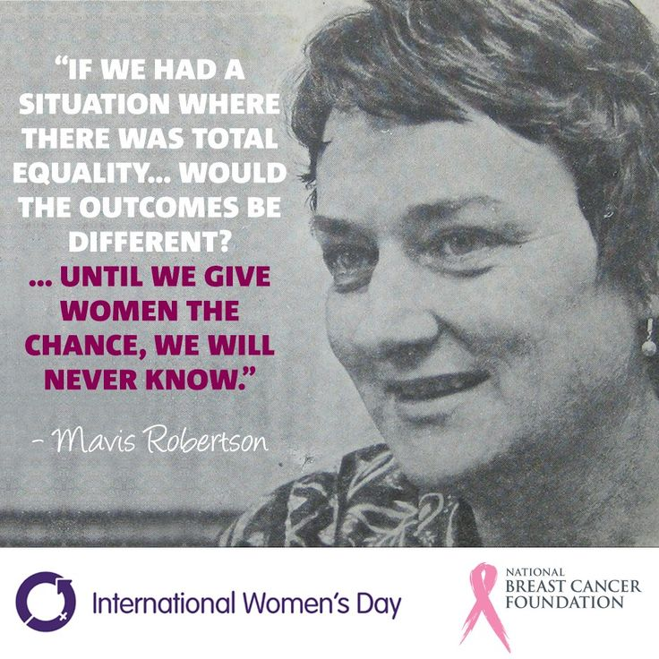 As we move closer to International Women's Day on 8th March, we're celebrating amazing women and their achievements each day.  Today we celebrate Mavis Robertson, a driver of economic justice, civil and political rights, and peace and security initiatives in Australia and across the world. Mavis was there, front and centre for women's rights and gender equality, in all aspects of life.  #IWD2016 #MavisRobertson #womensrights