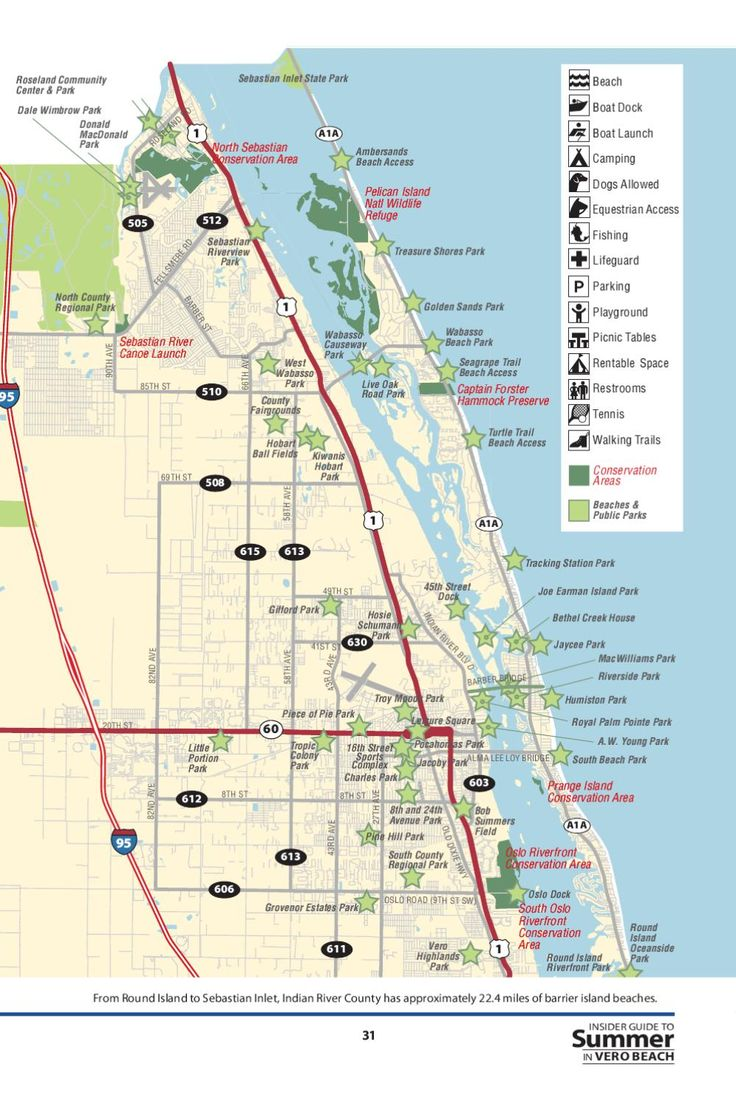Best  Vero Beach Florida Ideas On Pinterest Vero Beach Vero - Florida map ft pierce