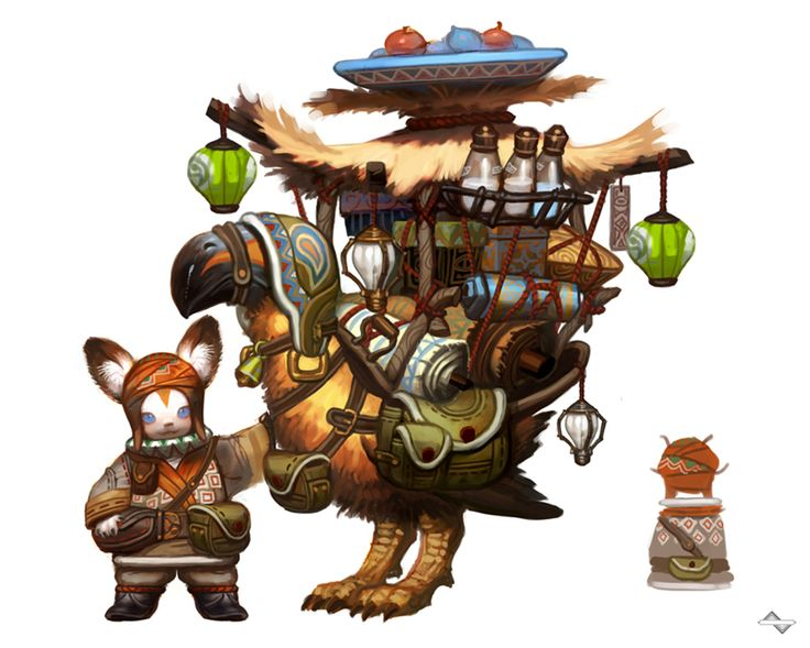 Dromaji - Game: Dragon Nest