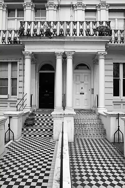 Notting Hill, Londres - Reino Unido