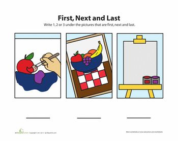 Worksheets Sequencing Skills Worksheets Preschool 17 best images about slp story sequence freebies on pinterest preschoolers need a lot of help and repetition with basic social skills many adults take for granted these worksheets can sequ