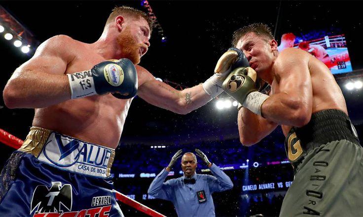 Incierta una segunda pelea Canelo vs. Golovkin
