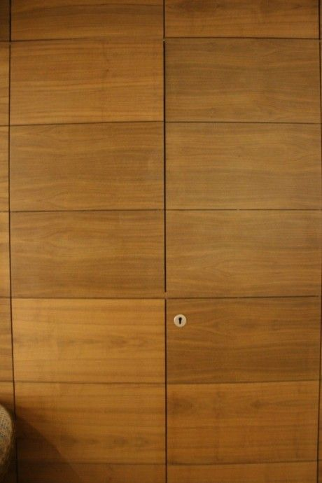 Herrenkrug Hotel in Magdeburg - ProdIN Neptuno, American Walnut - Projects - Prodema - Natural Wood Beauty