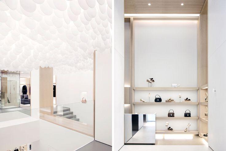 Elegant Prosper Retail Store ConceptHanghzou, 2012 - Studio David Thulstrup