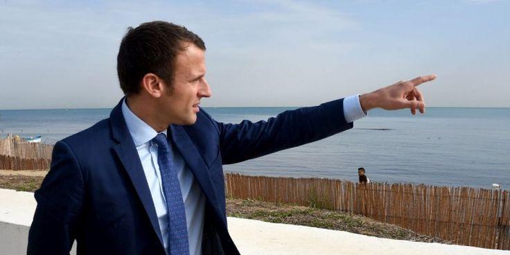 """Emmanuel Macron : ses soutiens lancent """"La gauche avec Macron"""" - SudOuest.fr"""