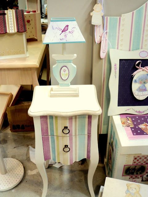 Only real when shared: Talleres de decoupage Dayka