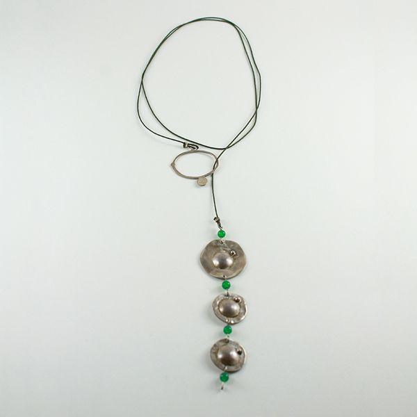 Kubbe Figürlü Kolye (Dome Figured Necklace) - ZFRCKC Jewelry Design - www.zfrckc.com