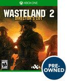 Wasteland 2: Director's Cut - PRE-Owned - Xbox One