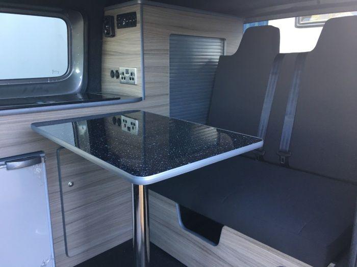 31 besten nv200 camper bilder auf pinterest im wohnmobil. Black Bedroom Furniture Sets. Home Design Ideas