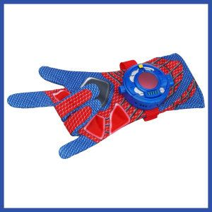 The Amazing Spider-Man Hero FX Glove Feel just like the Amazing Spider-Man when you wear the Hero FX Glove. Move your hand like the web-slinging hero for cool web-battling sounds. Includes glove. http://theceramicchefknives.com/marvel-gift-ideas-amazing-spiderman/