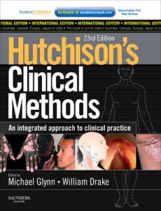 Hutchison's Clinical Methods, 23rd Edition PDF free download