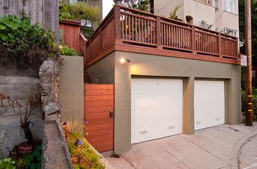 garage rooftop deck - Google Search