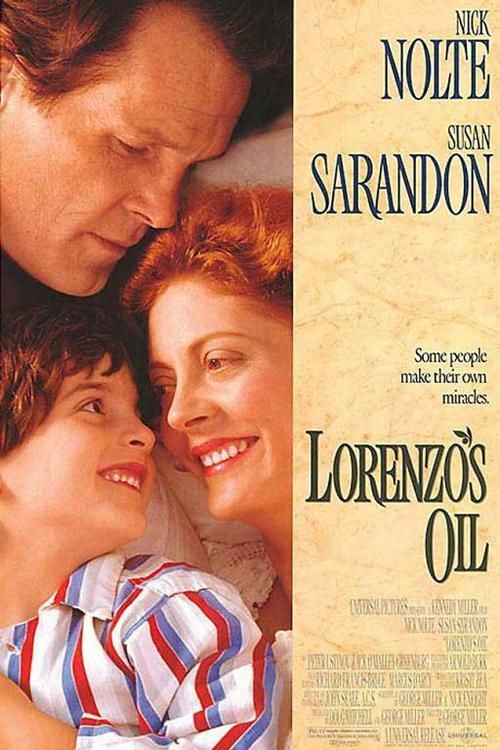 Watch Lorenzo's Oil 1992 Full Movie Online Free