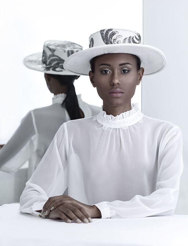 Mejores 32 imágenes de ❤ ♀ headwear en Pinterest   Sombreros ...