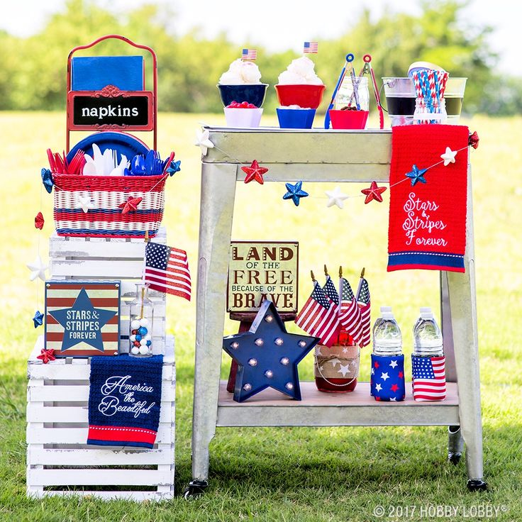 find this pin and more on patriotic decor diys - Patriotic Decorations